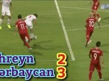 Bahrajn 2:3 Azerbejdżan