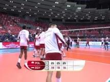 Polska 3:0 Egipt