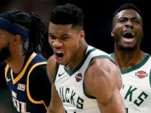 Milwaukee Bucks 133:99 Utah Jazz