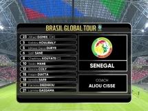 Brazylia 1:1 Senegal