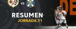 Rayo Vallecano 2:1 Tenerife