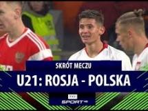 Rosja U21 2:2 Polska U21
