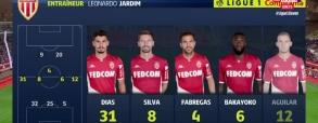 AS Monaco 3:2 Stade Rennes