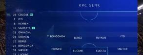 Genk - Liverpool