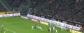 Borussia Monchengladbach 4:2 Eintracht Frankfurt