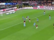 Bramka Piątka z Lazio!