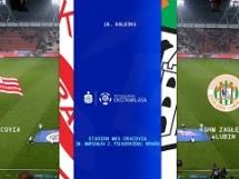 Cracovia Kraków 2:0 Zagłębie Lubin