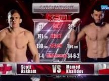 Mamed Khalidov 0:1 Scott Askham