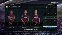 FC Barcelona 0:0 Real Madryt [Filmik]