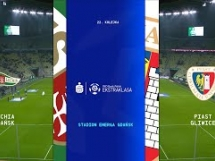 Lechia Gdańsk 1:0 Piast Gliwice