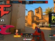 FaZe Clan 1:2 mousesports