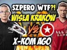 Wisła All in! Kraków 2:0 The Dice