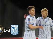 Stal Mielec 1:3 Lech Poznań