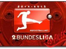 Karlsruher 2:2 Eintracht Brunszwik