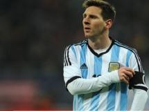 Salwador - Argentyna 0:2