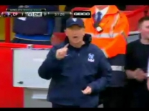Crystal Palace 1:0 Chelsea Londyn