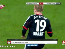 Hamburger SV 2:1 Bayer Leverkusen