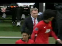 Newcastle United 0:4 Manchester United