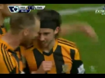 Hull City 1:0 Swansea City