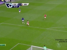 Everton 3:0 Arsenal Londyn
