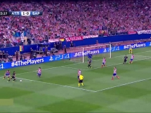 Atletico Madryt 1:0 FC Barcelona