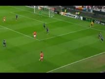 Benfica Lizbona 2:0 AZ Alkmaar
