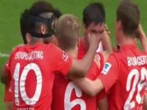 FSV Mainz 05 - Werder Brema