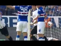 Sampdoria 0:4 Inter Mediolan