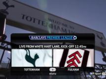 Tottenham Hotspur - Fulham