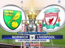 Norwich City 2:3 Liverpool