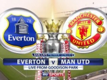 Everton 2:0 Manchester United