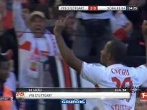 VfB Stuttgart 3:1 Schalke 04