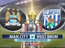 Manchester City 3:1 West Bromwich Albion