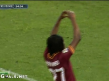 AS Roma 2:0 AC Milan