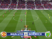 Manchester United 4:0 Norwich City