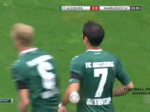 Augsburg - Hamburger SV
