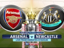 Arsenal Londyn 3:0 Newcastle United