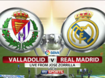 Real Valladolid 1:1 Real Madryt
