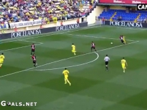 Villarreal CF 4:0 Rayo Vallecano