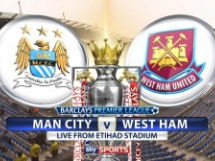 Manchester City 2:0 West Ham United