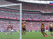 Arsenal Londyn 3:2 Hull City