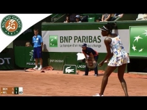 Venus Williams 2:0 Belinda Bencic