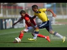 Anglia U21 - Kolumbia U21