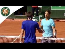 Rafael Nadal - Leonardo Mayer