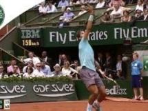 Rafael Nadal - Dusan Lajovic