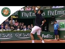Novak Djoković - Milos Raonic
