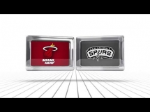 San Antonio Spurs 110:95 Miami Heat