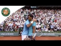 Rafael Nadal - Novak Djoković