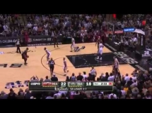 San Antonio Spurs 104:87 Miami Heat