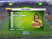 Kolumbia - Urugwaj